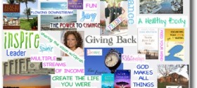 Creating Your Dreams with Vision Boards
