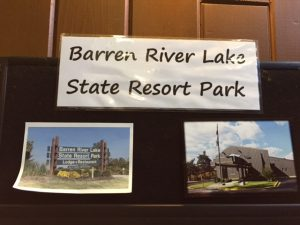 Review of Barren River Lake State Park Campground